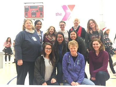 FY17 YMCA Holiday Wrapping Party 12/16