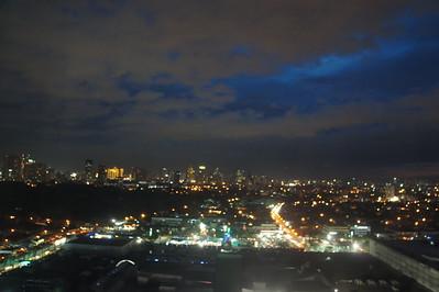 New year 2014 in Manila
