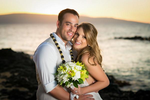 Congratulations Jenelle & Bruno!
