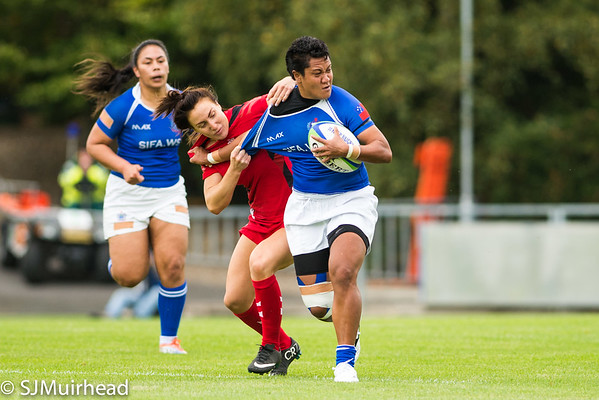 Samoa at WSWS Qualifiers in Dublin - Day 1