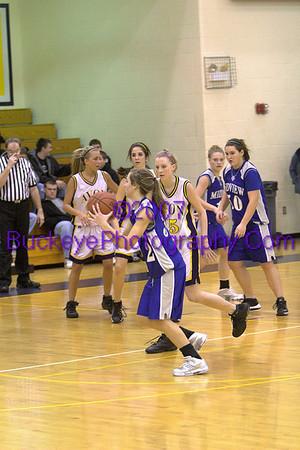 20080125 - Midview vs Avon Girls JV Basketball