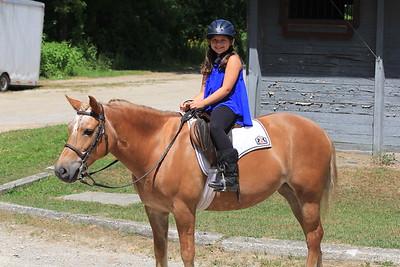 2015-08-07 Cassidy Horse Ride