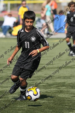 Christian - Redlands United AYSO BU-14 spring select