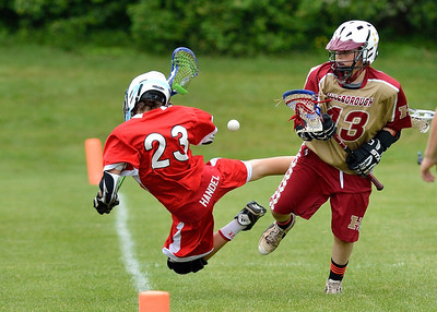 Readington 6 vs. Hillsborough 6