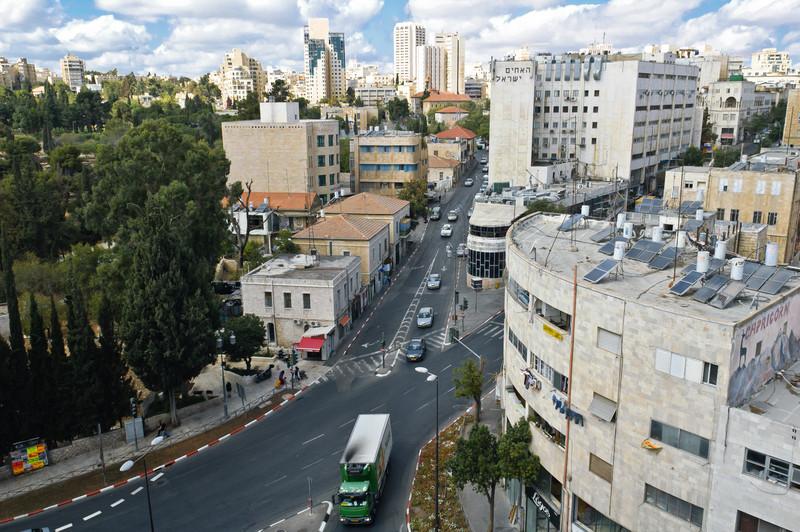 Jerusalem at day
