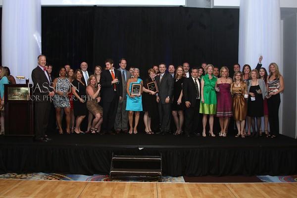 2011 SEG Sales Conference Award Night