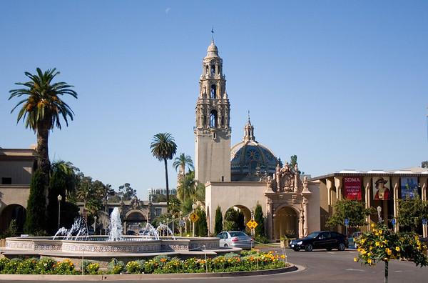 San Diego (2008) - Balboa Park