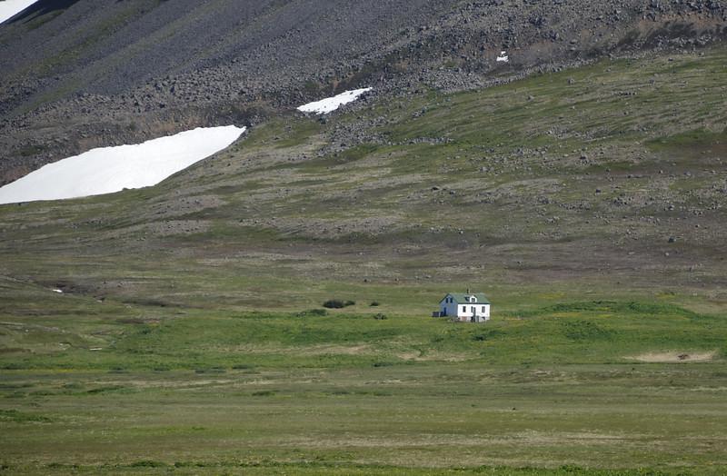 Aðalvík - Þverdalur. 2014.