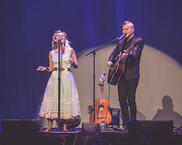 Clare Bowen at Chaifetz Arena 6/30/18