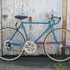 "$220 Schwinn Varsity 10 spd Road bike #0061508.  21"" frame, 27"" wheels."