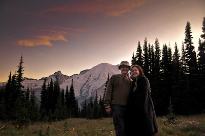 Sunrise (Mt. Rainier)