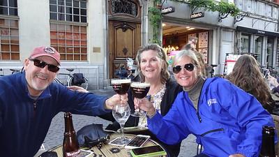 Dordrecht to Antwerp 2016 Day 3