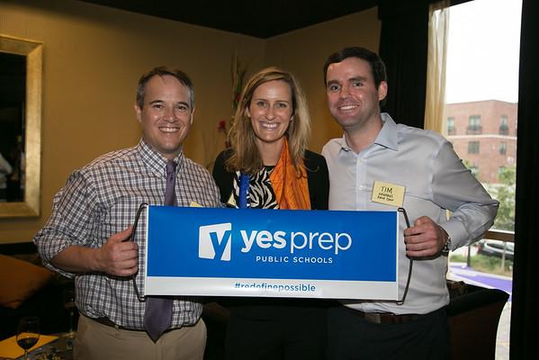YesPrep Professionals Happy Hour