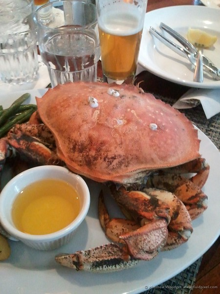 #050 - Let them eat Crab!