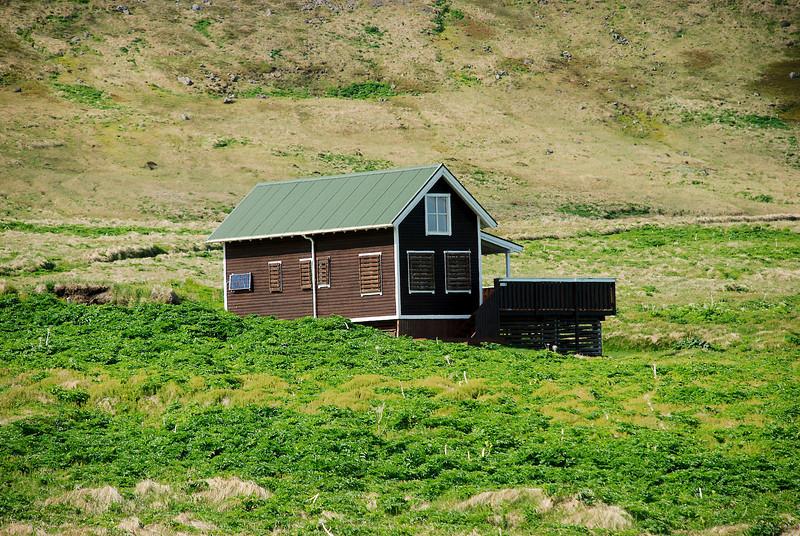 Aðalvík - Sæból. Hjálmfríðarból 2013.