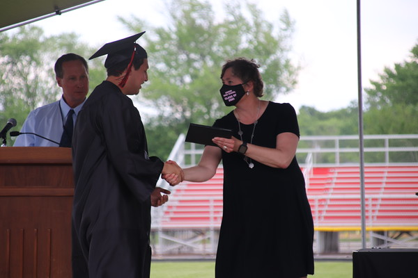 Thomas A. Edison High School Graduation 2021