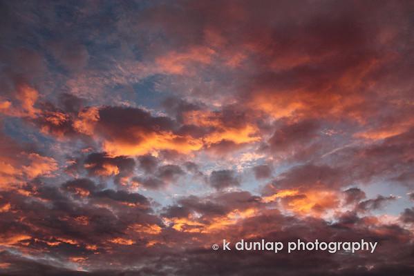 cloud & sky scapes