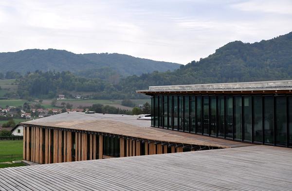 Collège Chirens - TOIT
