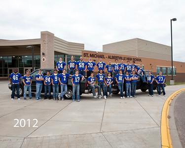 Seniors 2012
