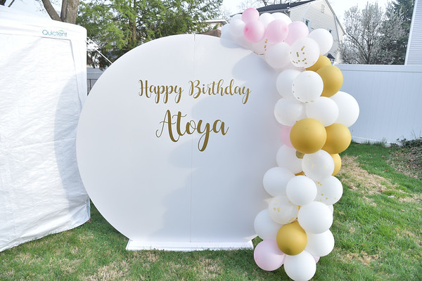 Atoya Birthday Bash