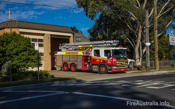 FRNSW 50-Hornsby