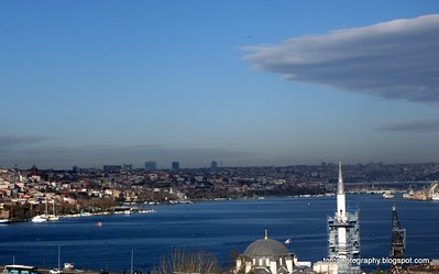 Istanbul - last day in February 2014