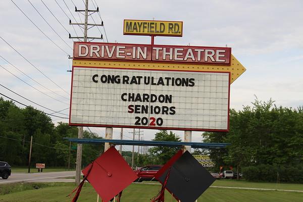 '20 Chardon High School Graduation Night at The Drive-In!