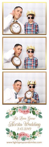 Acosta Wedding