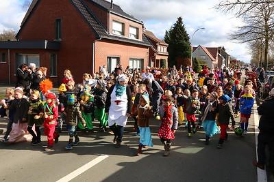 Carnavalstoet VBS Sterbos 2017