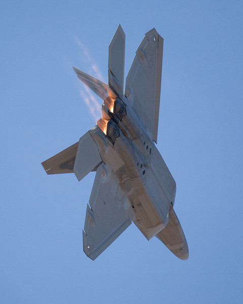 F-22  Thunder Over Louisville