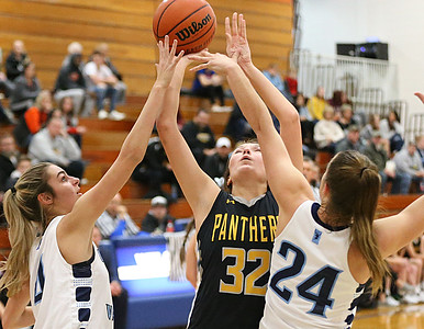 Putnam County vs Bureau Valley Girls Basketball