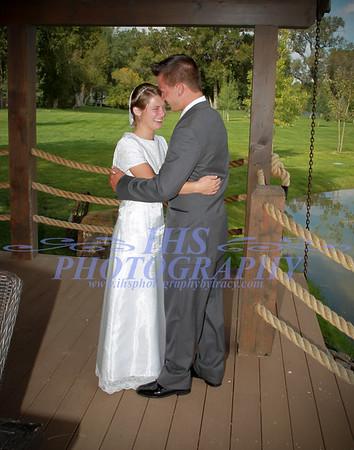Stutzman-Miller Wedding - First Look