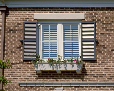 Shutters & Flower Boxes