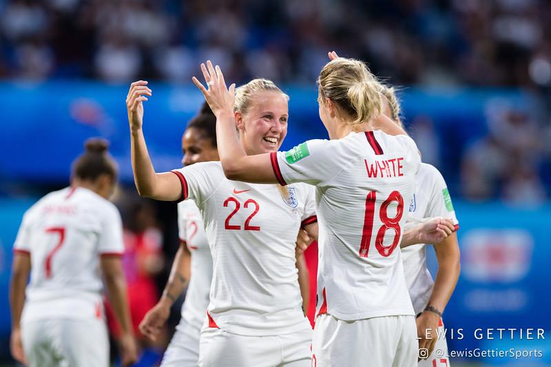 2019 FIFA Women's World Cup - England vs USWNT