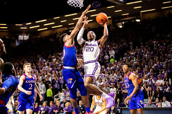 KSU MBB vs Kansas