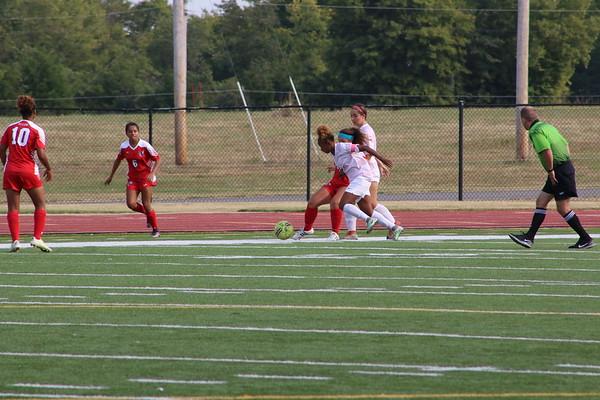 Women's Soccer vs. ACC 9-13-17
