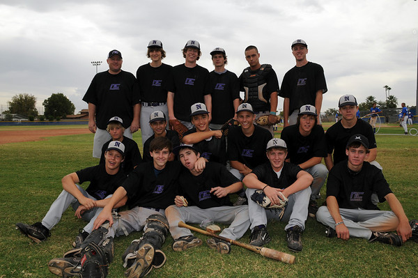 2008 - Baseball - Fall League - 10/3/08 Game