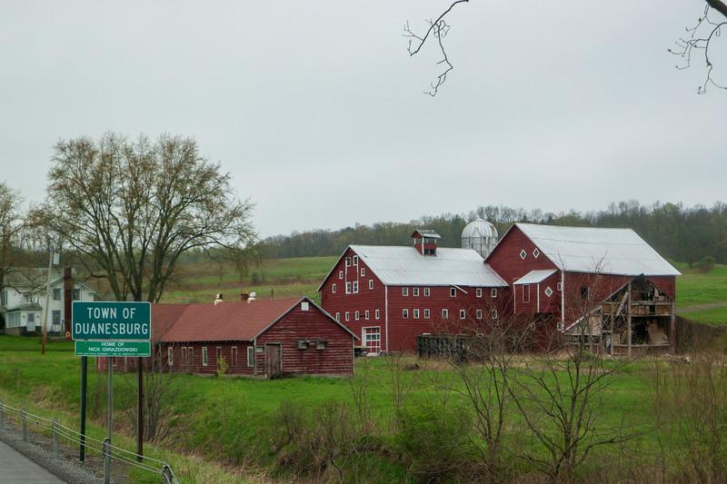 Duanesburg, NY Barn