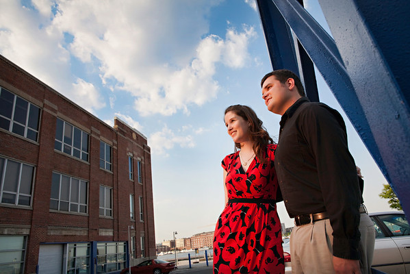 Ashley and Naoum - Federal Hill/Inner Harbor