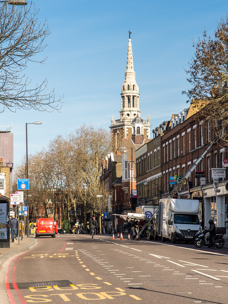 Islington Upper Street