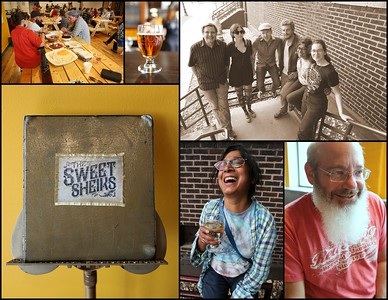 Sweet Shieks @ Bos Meadery: Sugar Maple 2017 Wrap Up Party