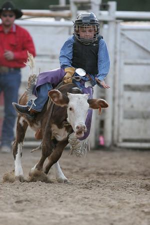 SPYR  10/14/2006 Calf Steer Riding