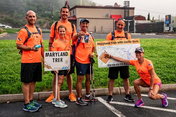 Maryland Trek 5 with Justin Berk Day 2 (08/06/2018)
