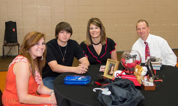 HS Seniors 2012