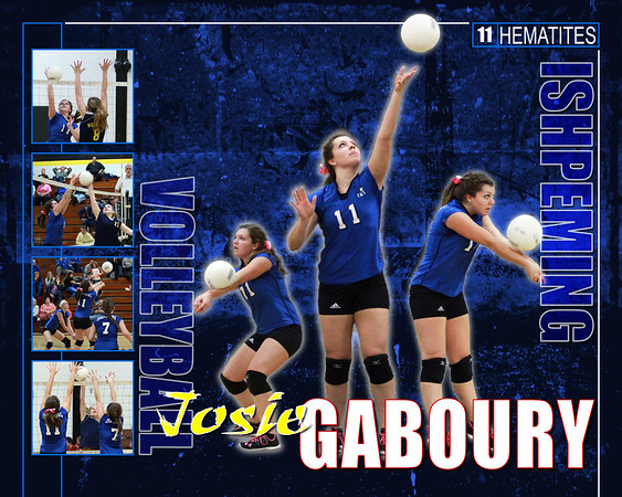 Ishpeming Hematites Athletic Posters 2011-2012