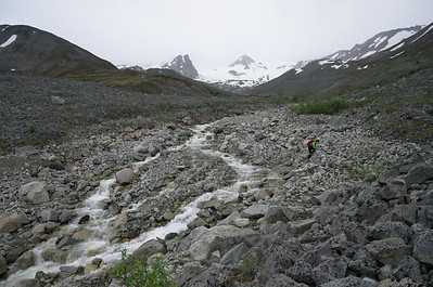 Featured Canwell Glacier and Rainbow Basin
