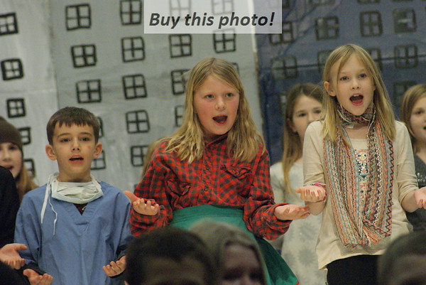 BBE K-4 Christmas program