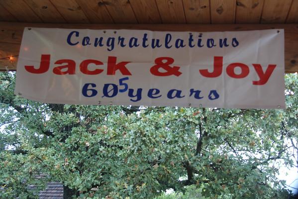 9.28.13 Jack & Joy Morton's 65th Wedding Anniversary