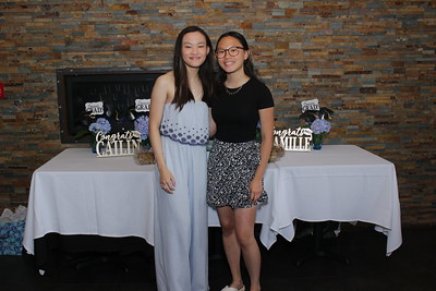 Cailin and Camille's Graduation Party