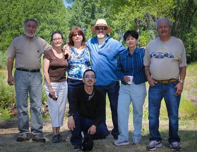 Romero Family Reunion 2013